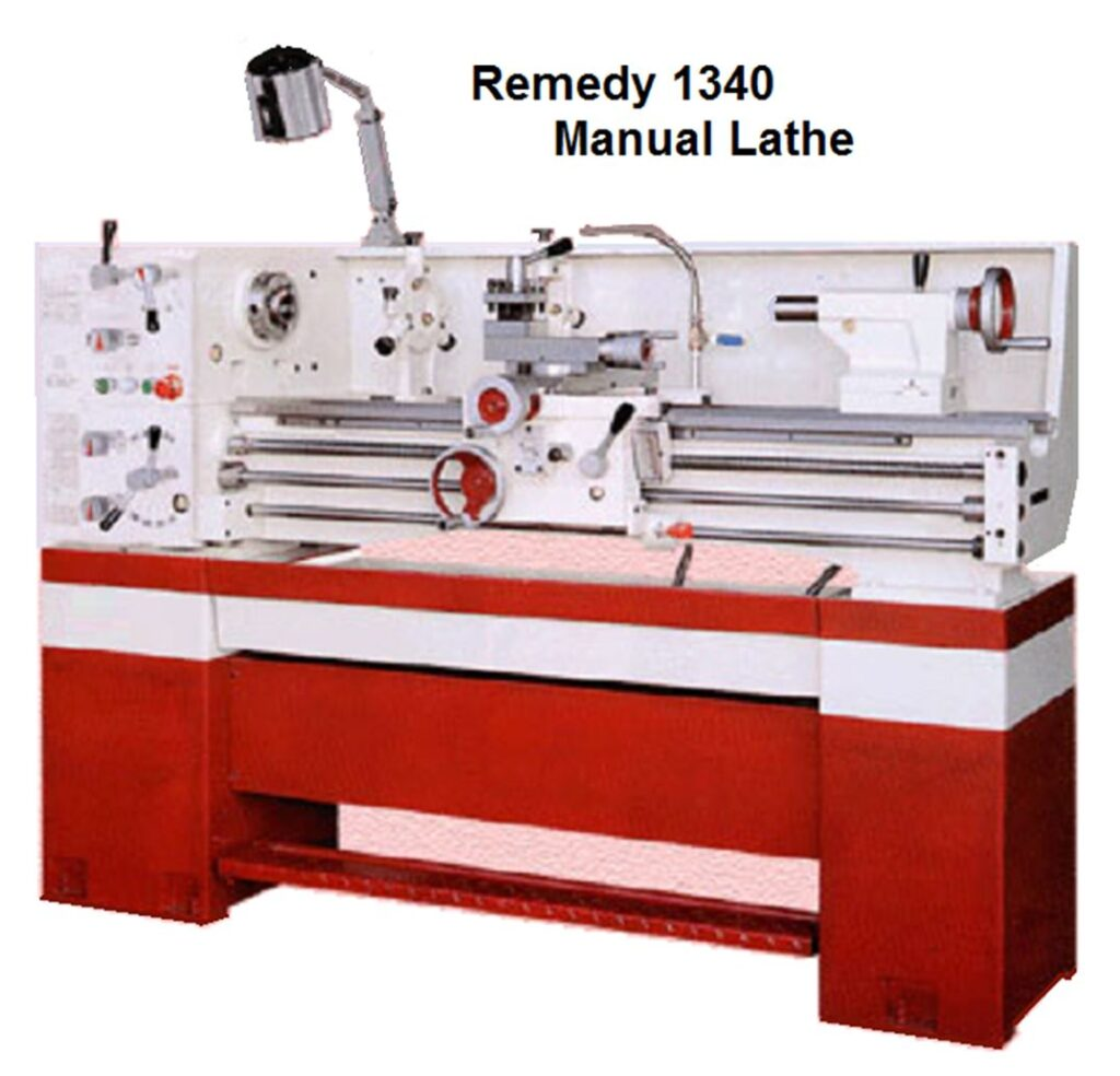 Remedy 1340 Lathe