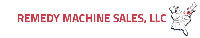 remedy machine sales llc